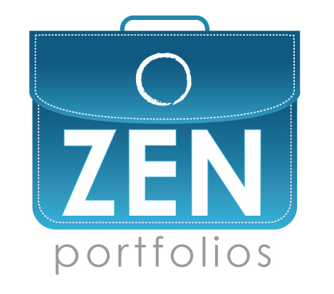 Logo Design by Private User - Entry No. 117 in the Logo Design Contest New Logo Design for ZEN Portfolios.