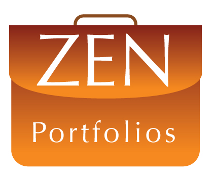 Logo Design by Private User - Entry No. 118 in the Logo Design Contest New Logo Design for ZEN Portfolios.