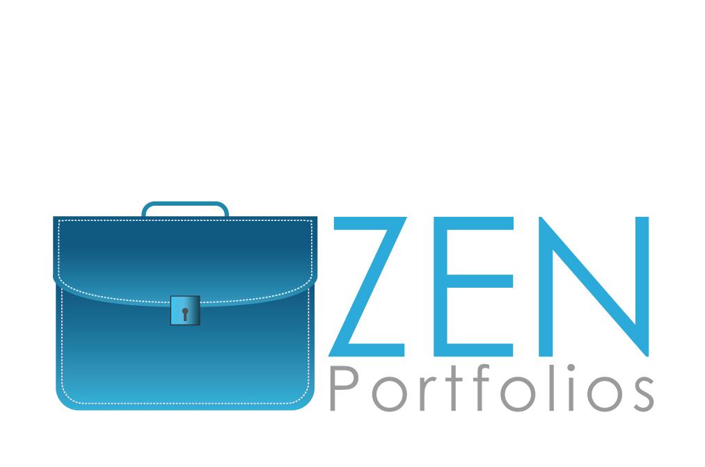 Logo Design by Private User - Entry No. 119 in the Logo Design Contest New Logo Design for ZEN Portfolios.