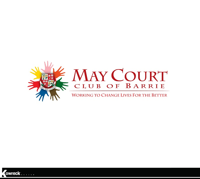 Logo Design by kowreck - Entry No. 98 in the Logo Design Contest New Logo Design for MAY COURT CLUB OF BARRIE.