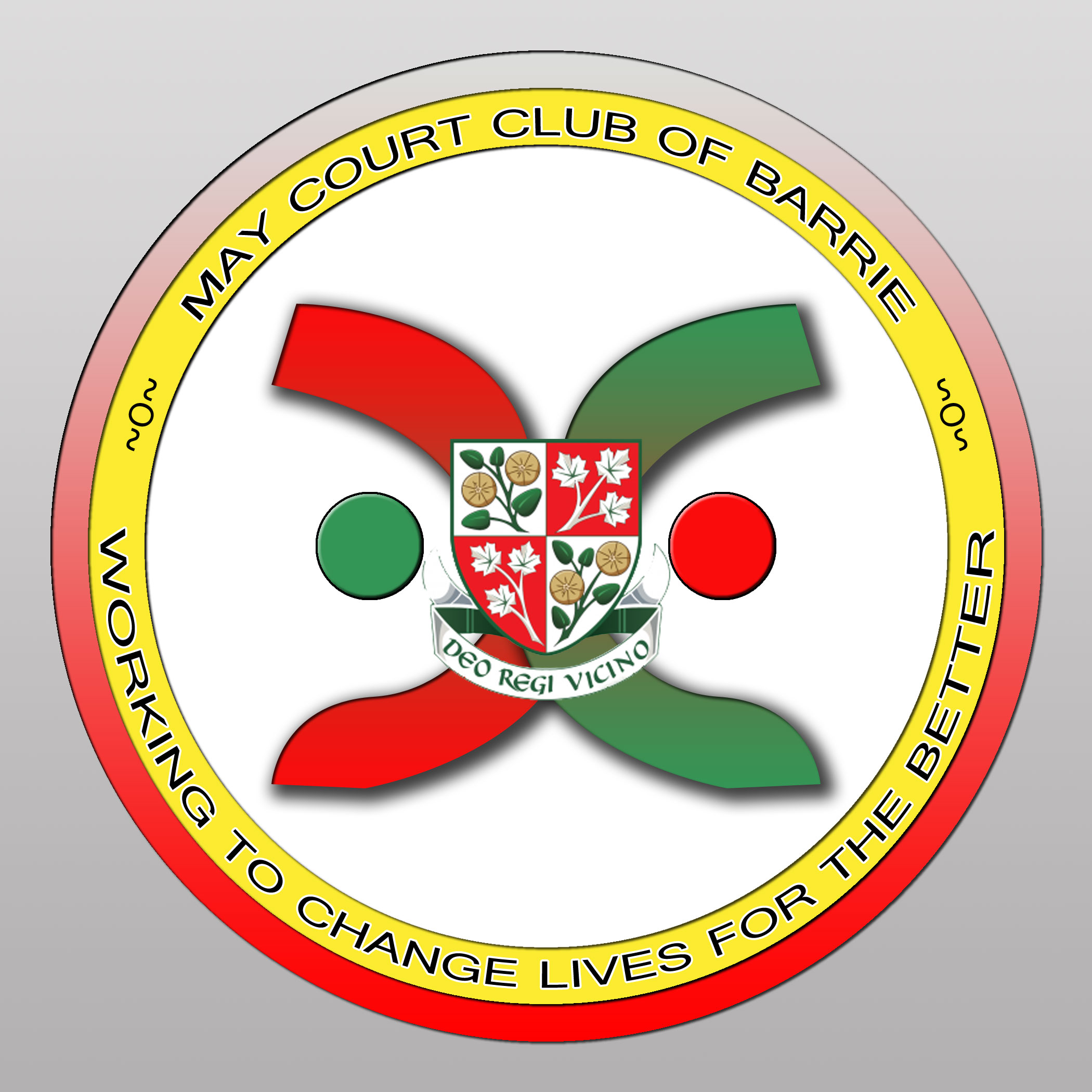 Logo Design by Raymond Mariano - Entry No. 102 in the Logo Design Contest New Logo Design for MAY COURT CLUB OF BARRIE.