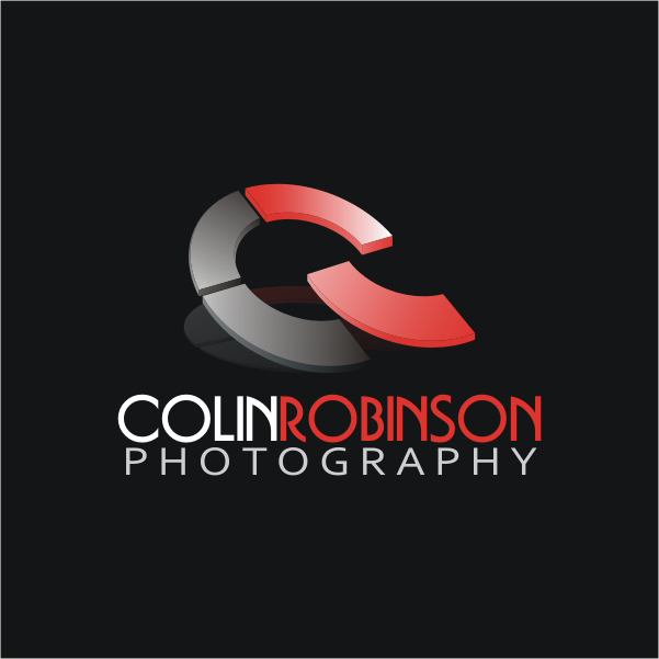 Logo Design by aspstudio - Entry No. 158 in the Logo Design Contest Colin Robinson Photography.