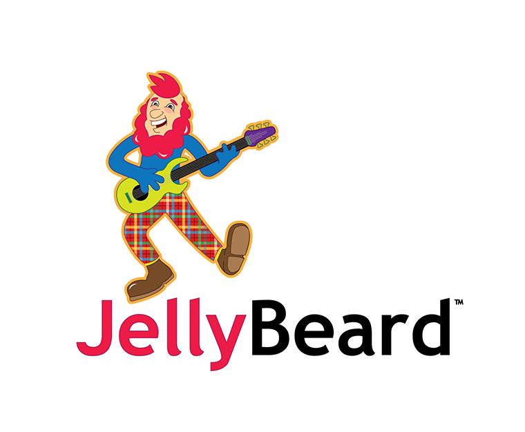 Logo Design by robken0174 - Entry No. 44 in the Logo Design Contest jellybeard Logo Design.