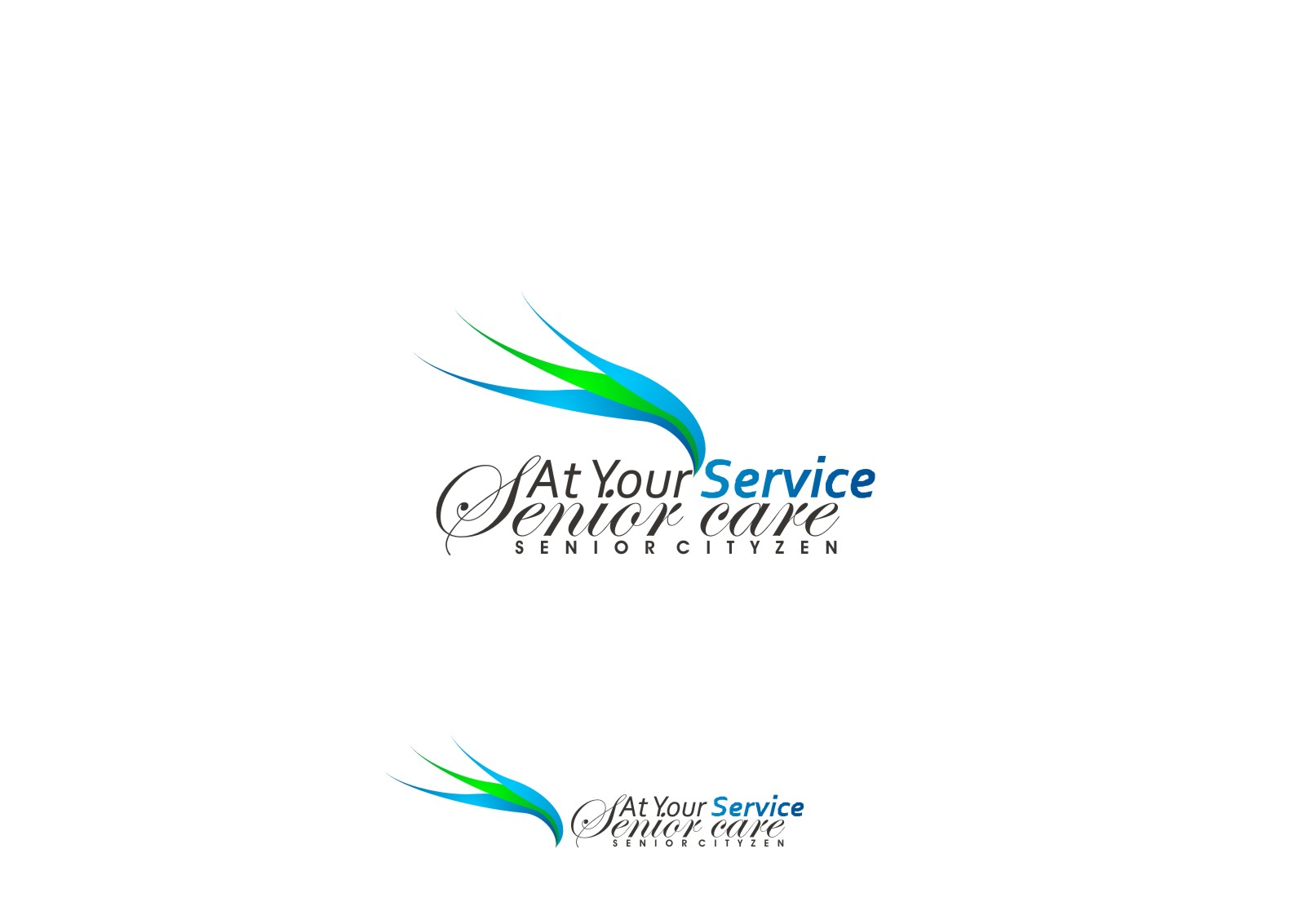 Logo Design by yanxsant - Entry No. 36 in the Logo Design Contest Care To Go Services.