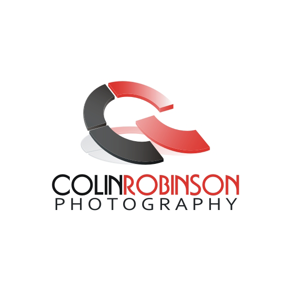 Logo Design by aspstudio - Entry No. 159 in the Logo Design Contest Colin Robinson Photography.