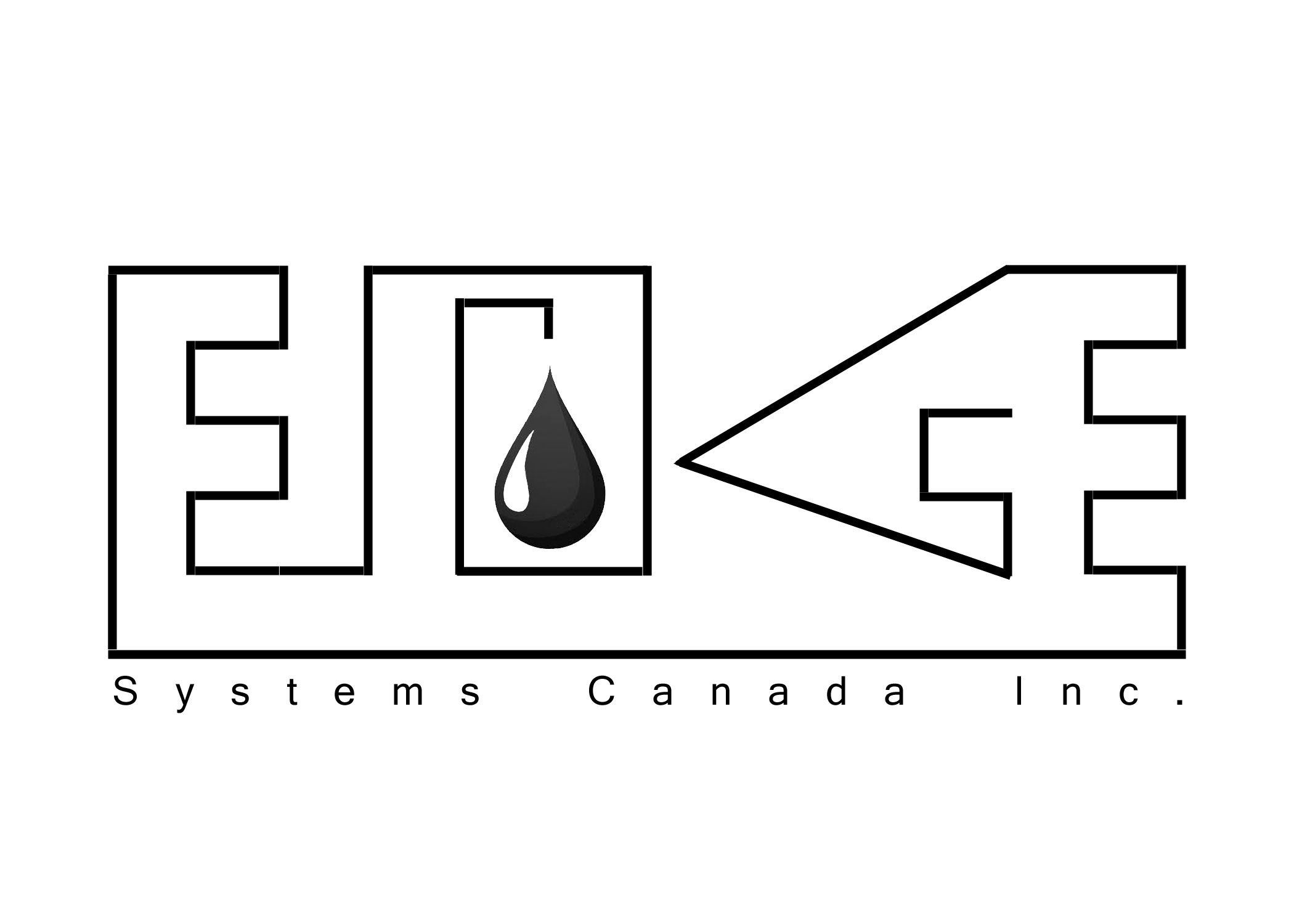 Logo Design by Raymond Mariano - Entry No. 16 in the Logo Design Contest New Logo Design for Edge Systems Canada Inc.