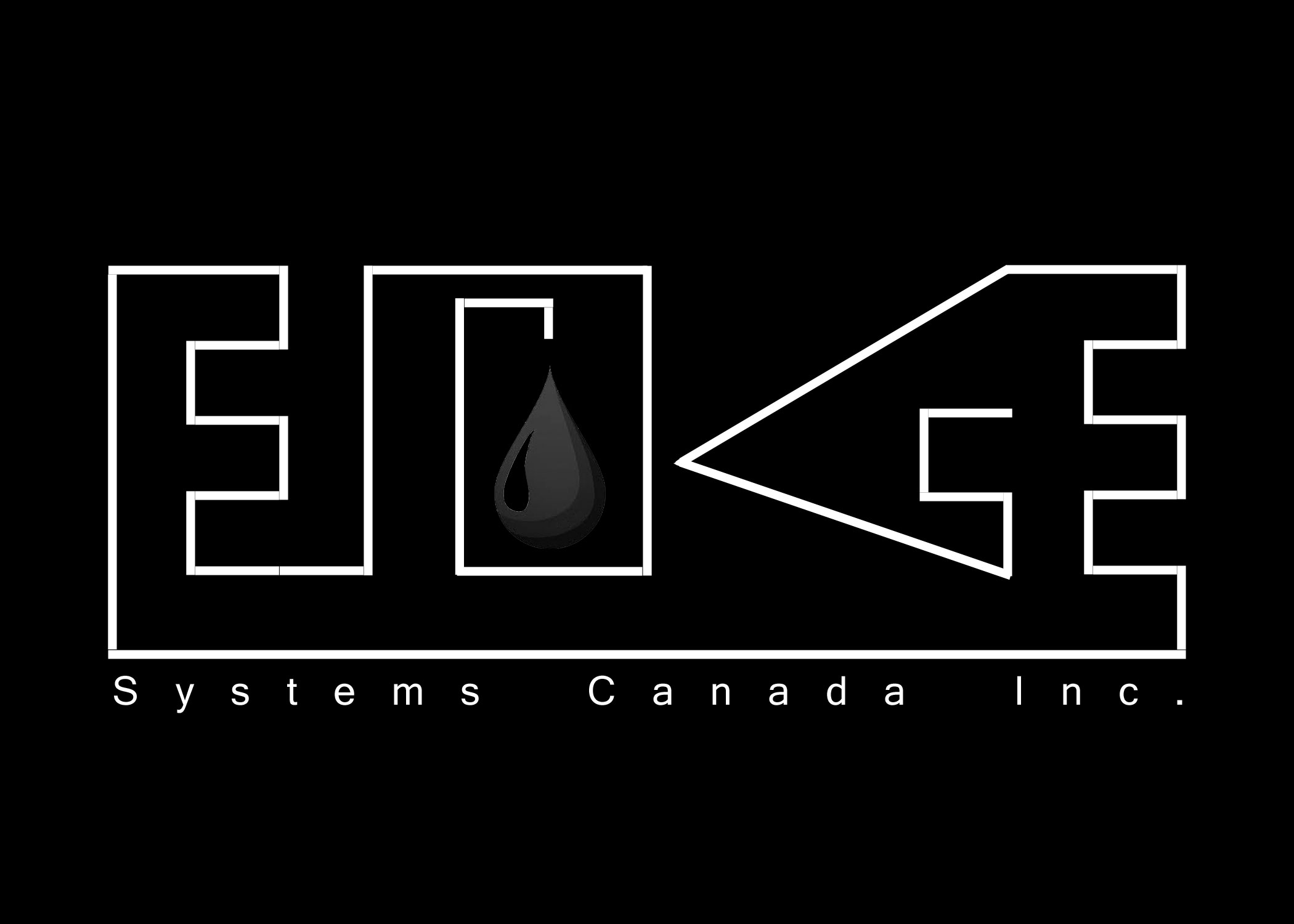 Logo Design by Raymond Mariano - Entry No. 17 in the Logo Design Contest New Logo Design for Edge Systems Canada Inc.