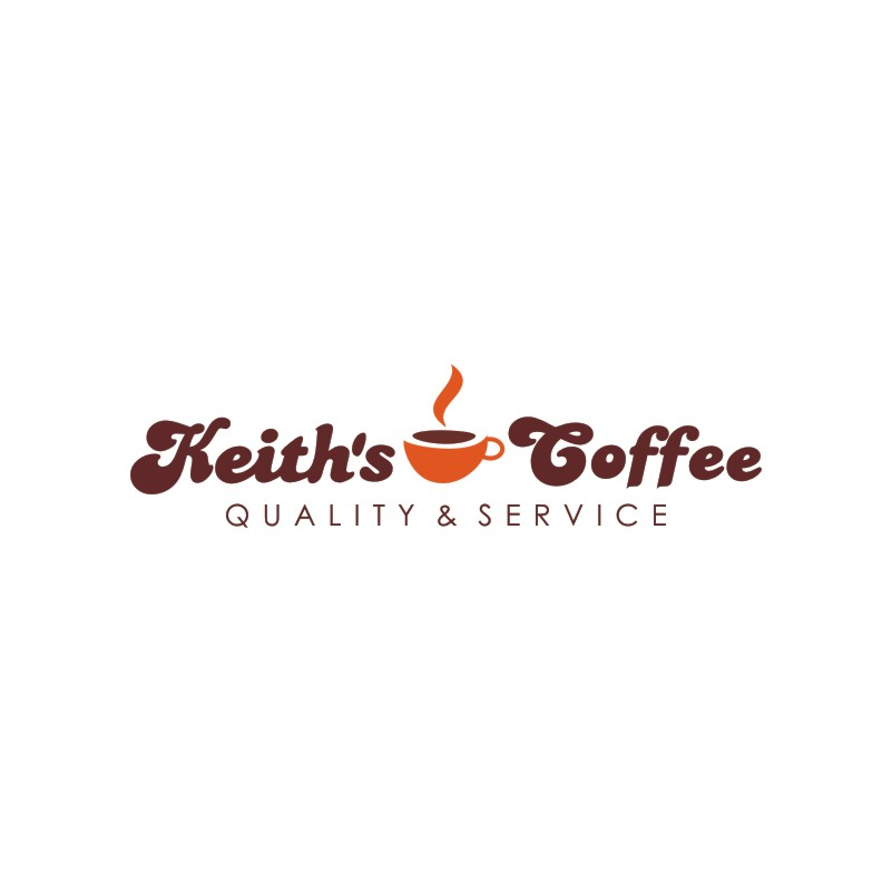 Logo Design by Private User - Entry No. 11 in the Logo Design Contest Keef's coffee Logo Design.
