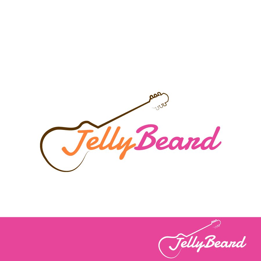 Logo Design by Edward Goodwin - Entry No. 45 in the Logo Design Contest jellybeard Logo Design.