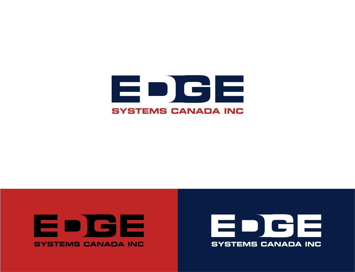 Logo Design by haidu - Entry No. 19 in the Logo Design Contest New Logo Design for Edge Systems Canada Inc.