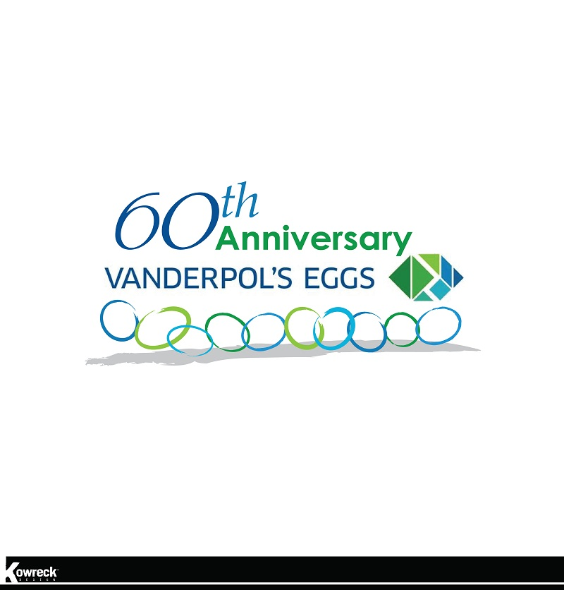Logo Design by kowreck - Entry No. 4 in the Logo Design Contest Unique Logo Design Wanted for Vanderpols Eggs Ltd.
