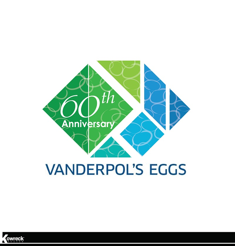 Logo Design by kowreck - Entry No. 5 in the Logo Design Contest Unique Logo Design Wanted for Vanderpols Eggs Ltd.