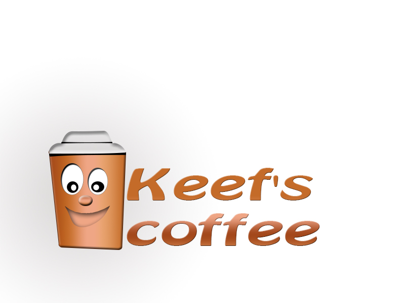 Logo Design by Mythos Designs - Entry No. 15 in the Logo Design Contest Keef's coffee Logo Design.
