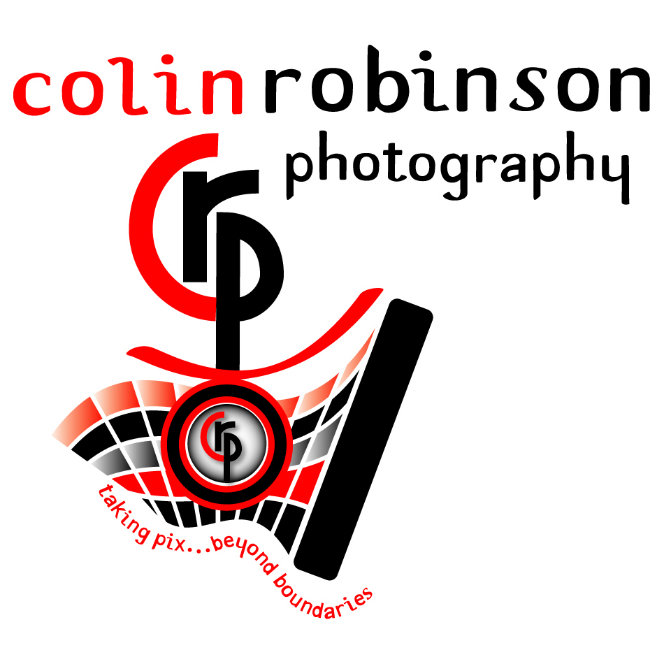 Logo Design by Renee Winfield - Entry No. 164 in the Logo Design Contest Colin Robinson Photography.