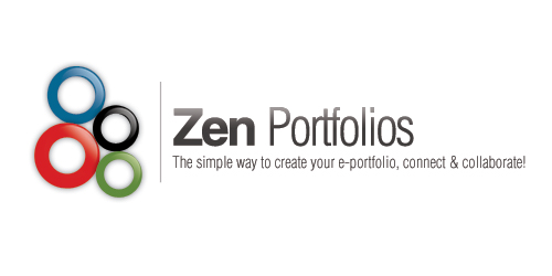 Logo Design by Private User - Entry No. 127 in the Logo Design Contest New Logo Design for ZEN Portfolios.