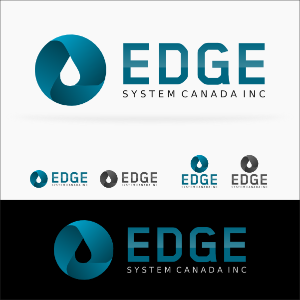 Logo Design by Alfan Fajri - Entry No. 23 in the Logo Design Contest New Logo Design for Edge Systems Canada Inc.
