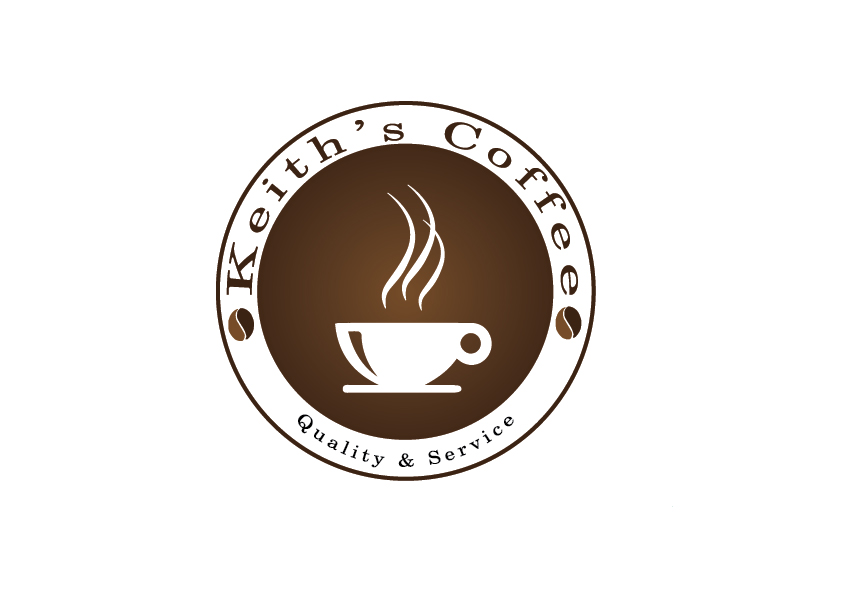Logo Design by my - Entry No. 27 in the Logo Design Contest Keef's coffee Logo Design.
