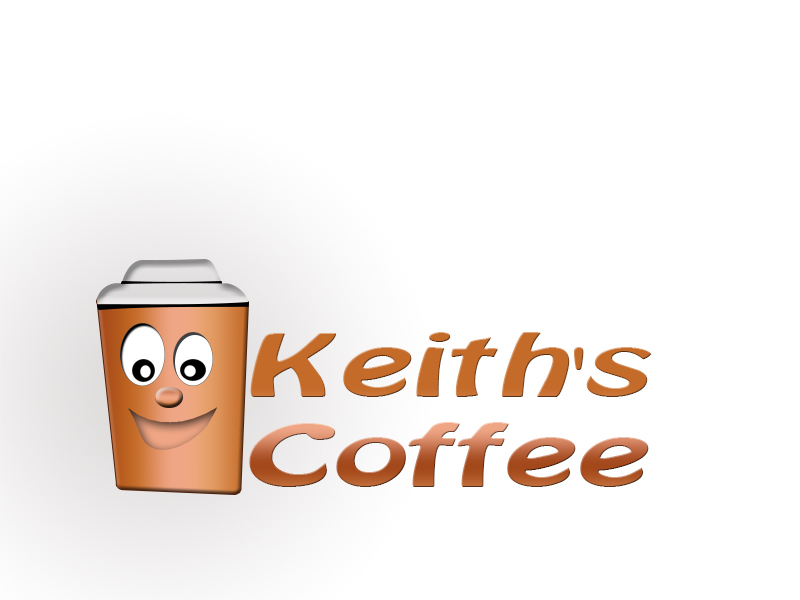 Logo Design by Mythos Designs - Entry No. 28 in the Logo Design Contest Keef's coffee Logo Design.