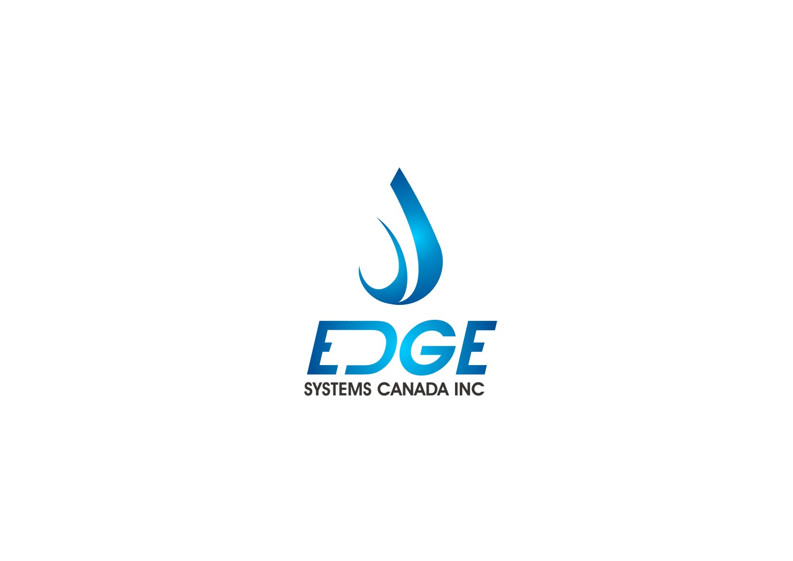 Logo Design by yanxsant - Entry No. 24 in the Logo Design Contest New Logo Design for Edge Systems Canada Inc.