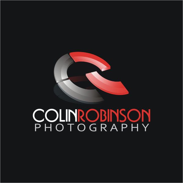 Logo Design by aspstudio - Entry No. 169 in the Logo Design Contest Colin Robinson Photography.