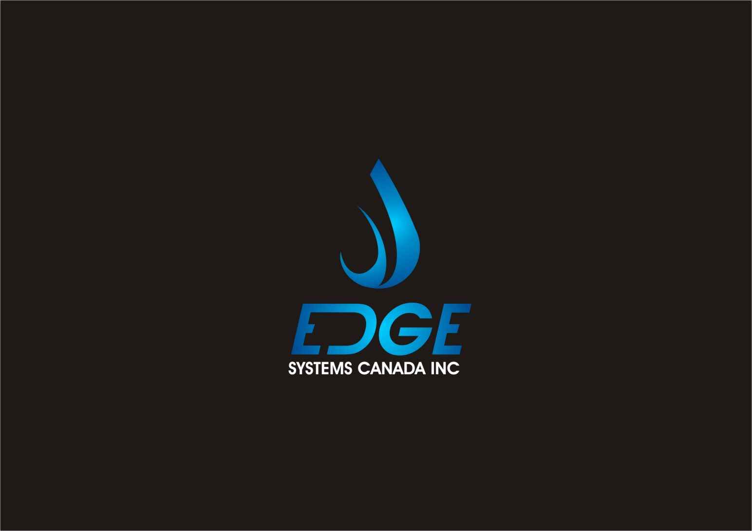 Logo Design by yanxsant - Entry No. 26 in the Logo Design Contest New Logo Design for Edge Systems Canada Inc.
