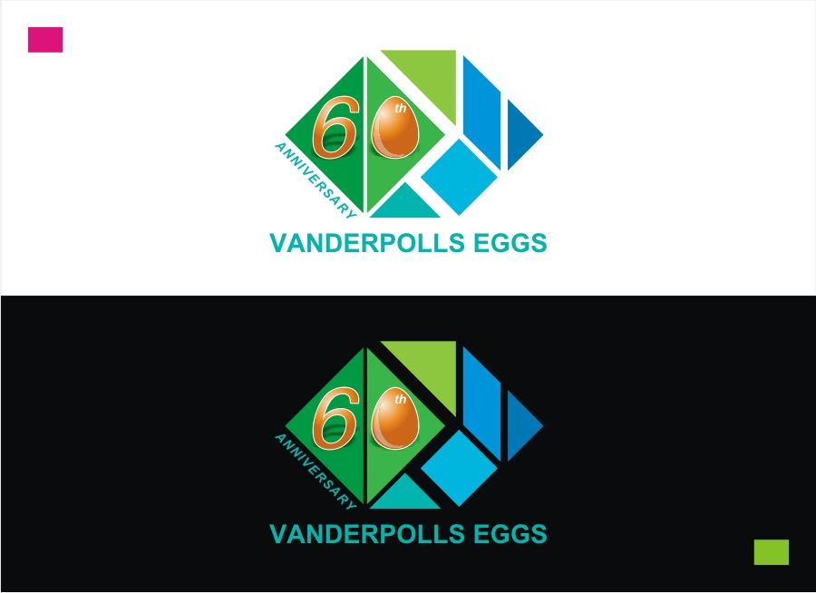 Logo Design by Private User - Entry No. 8 in the Logo Design Contest Unique Logo Design Wanted for Vanderpols Eggs Ltd.
