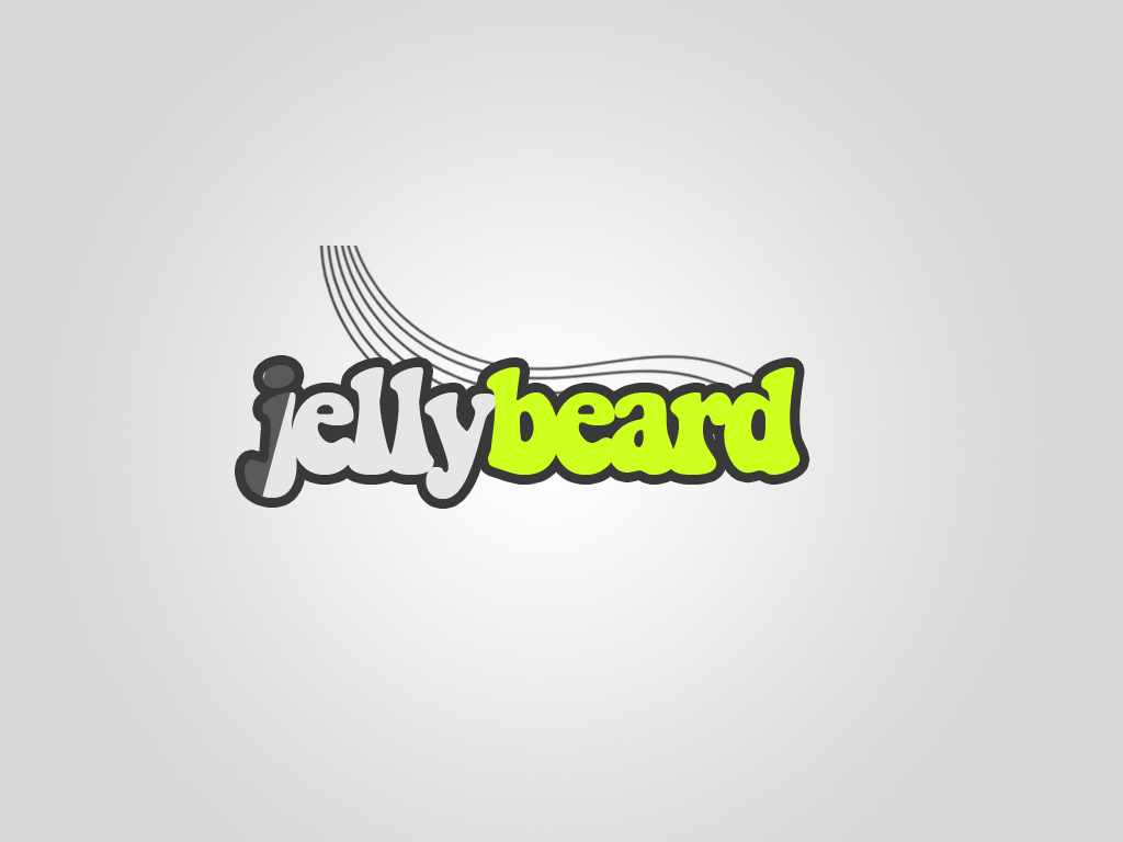 Logo Design by Kenneth Joel - Entry No. 49 in the Logo Design Contest jellybeard Logo Design.