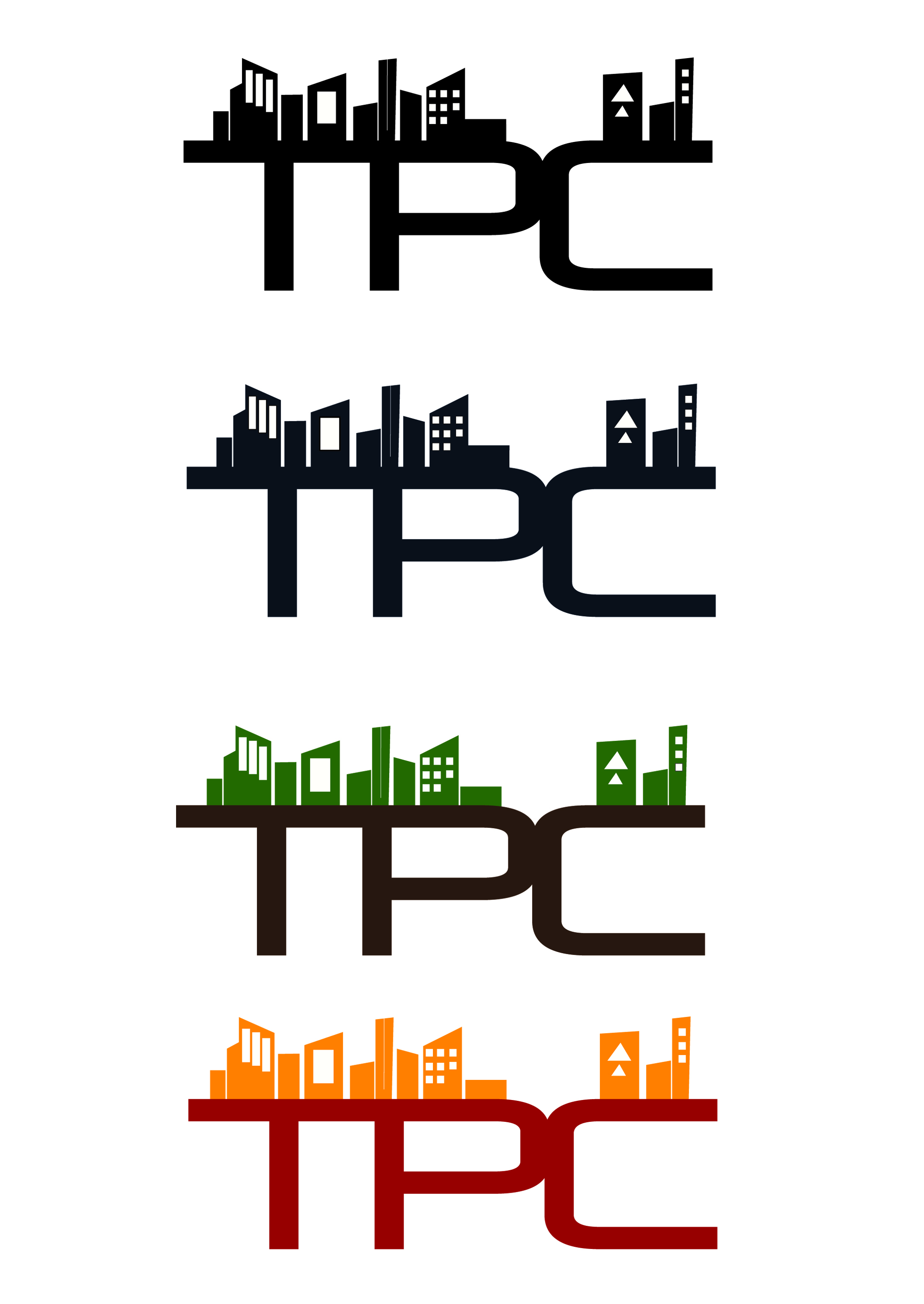 Logo Design by V Anil Yadavv - Entry No. 12 in the Logo Design Contest Unique Logo Design Wanted for TPC.