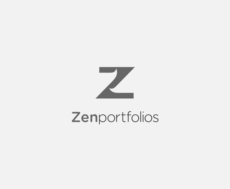 Logo Design by graphicleaf - Entry No. 130 in the Logo Design Contest New Logo Design for ZEN Portfolios.