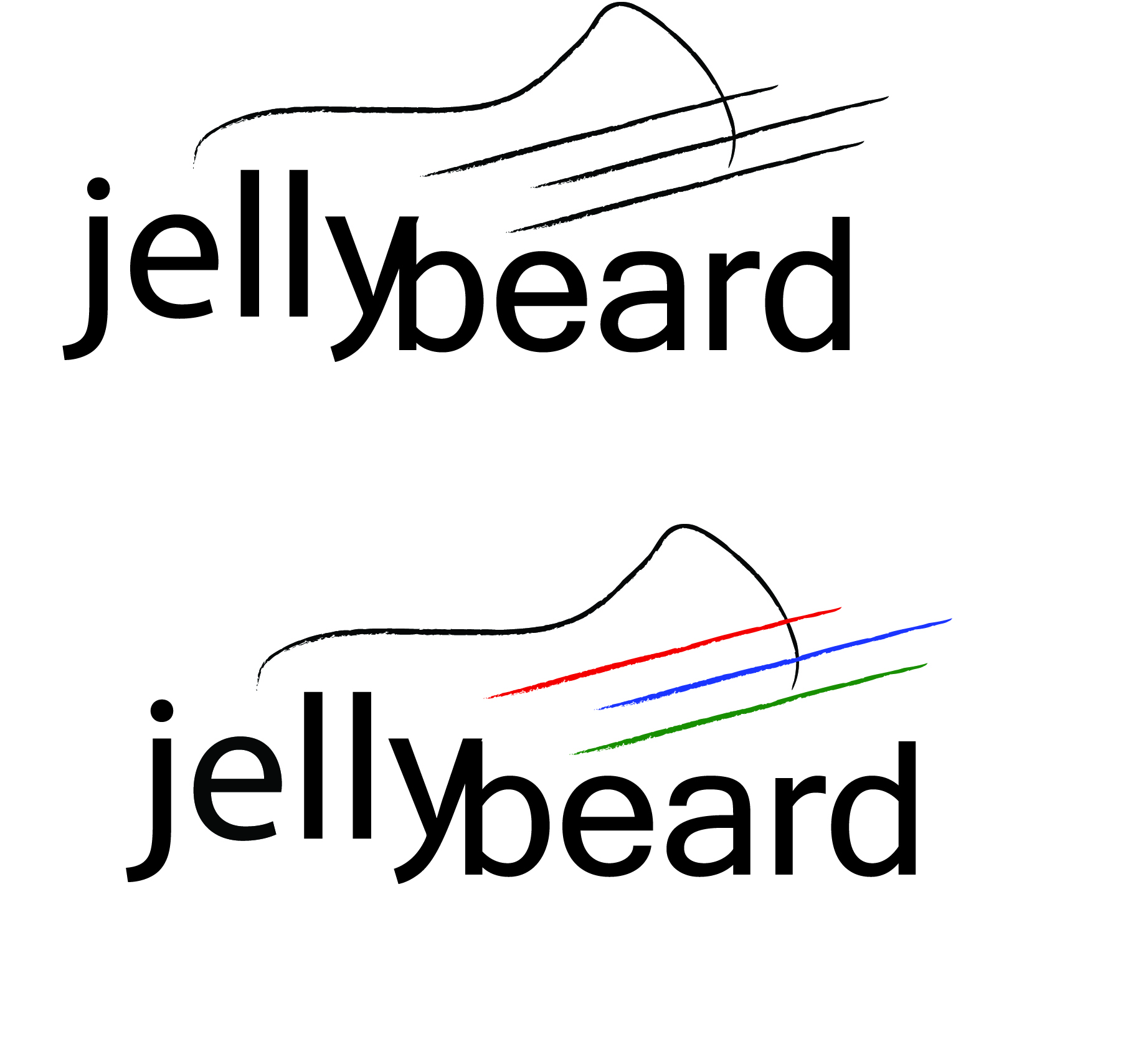 Logo Design by V Anil Yadavv - Entry No. 52 in the Logo Design Contest jellybeard Logo Design.