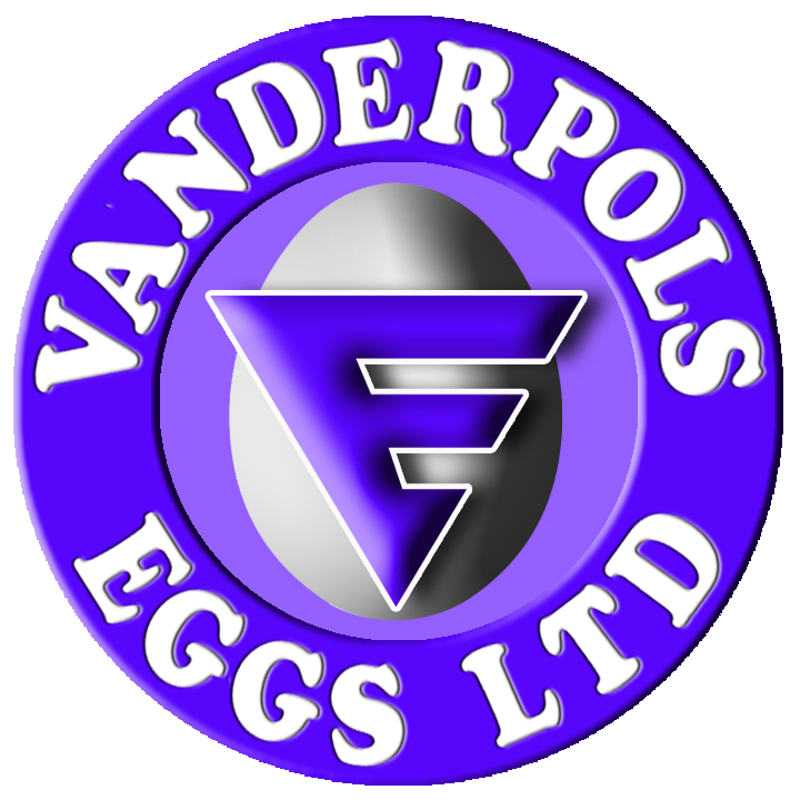 Logo Design by Kitz Clear - Entry No. 15 in the Logo Design Contest Unique Logo Design Wanted for Vanderpols Eggs Ltd.