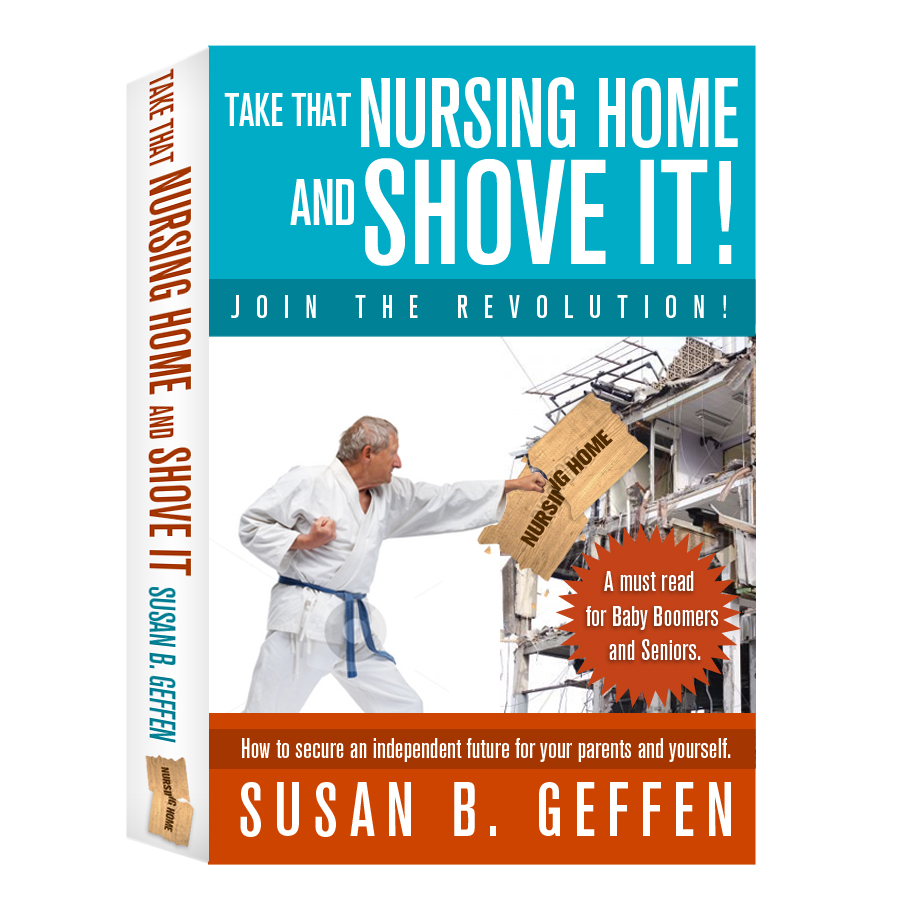 Book cover design contests take that nursing home and shove it book cover design by edward goodwin entry no 82 in the book cover design solutioingenieria Images