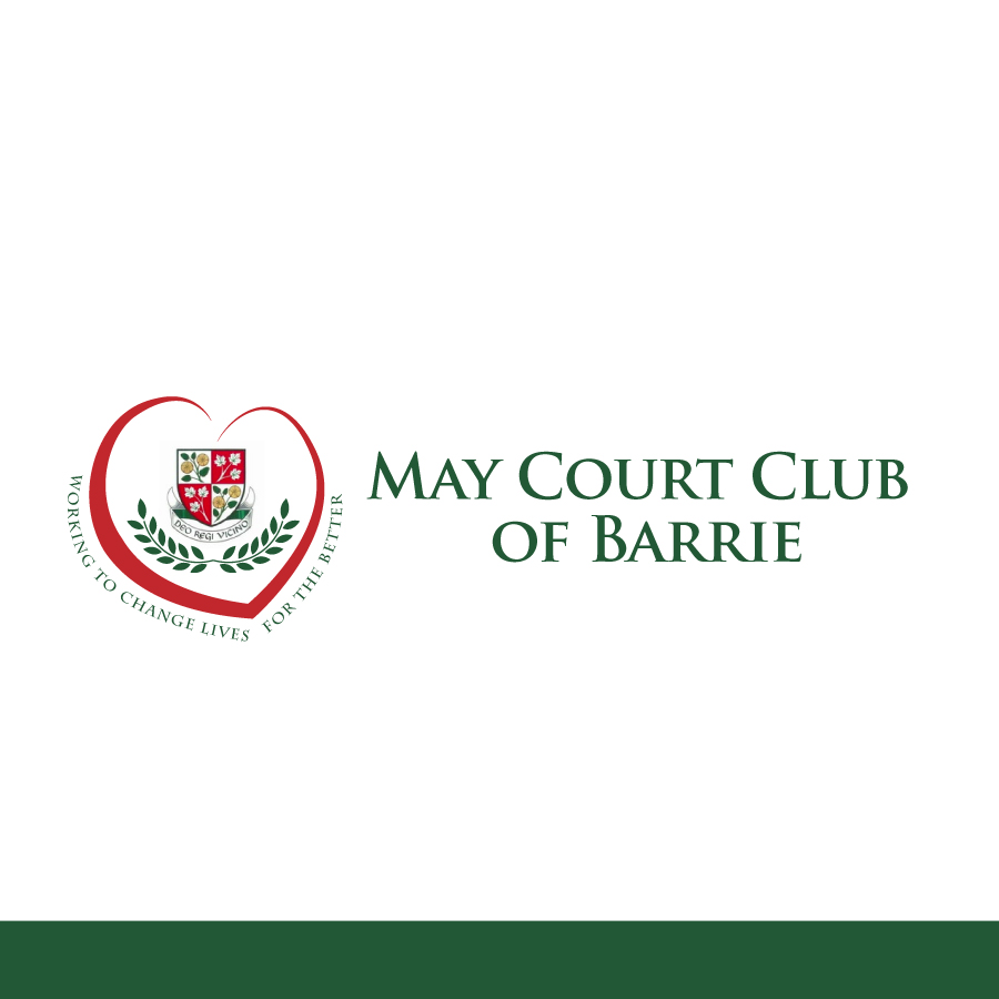Logo Design by Edward Goodwin - Entry No. 131 in the Logo Design Contest New Logo Design for MAY COURT CLUB OF BARRIE.