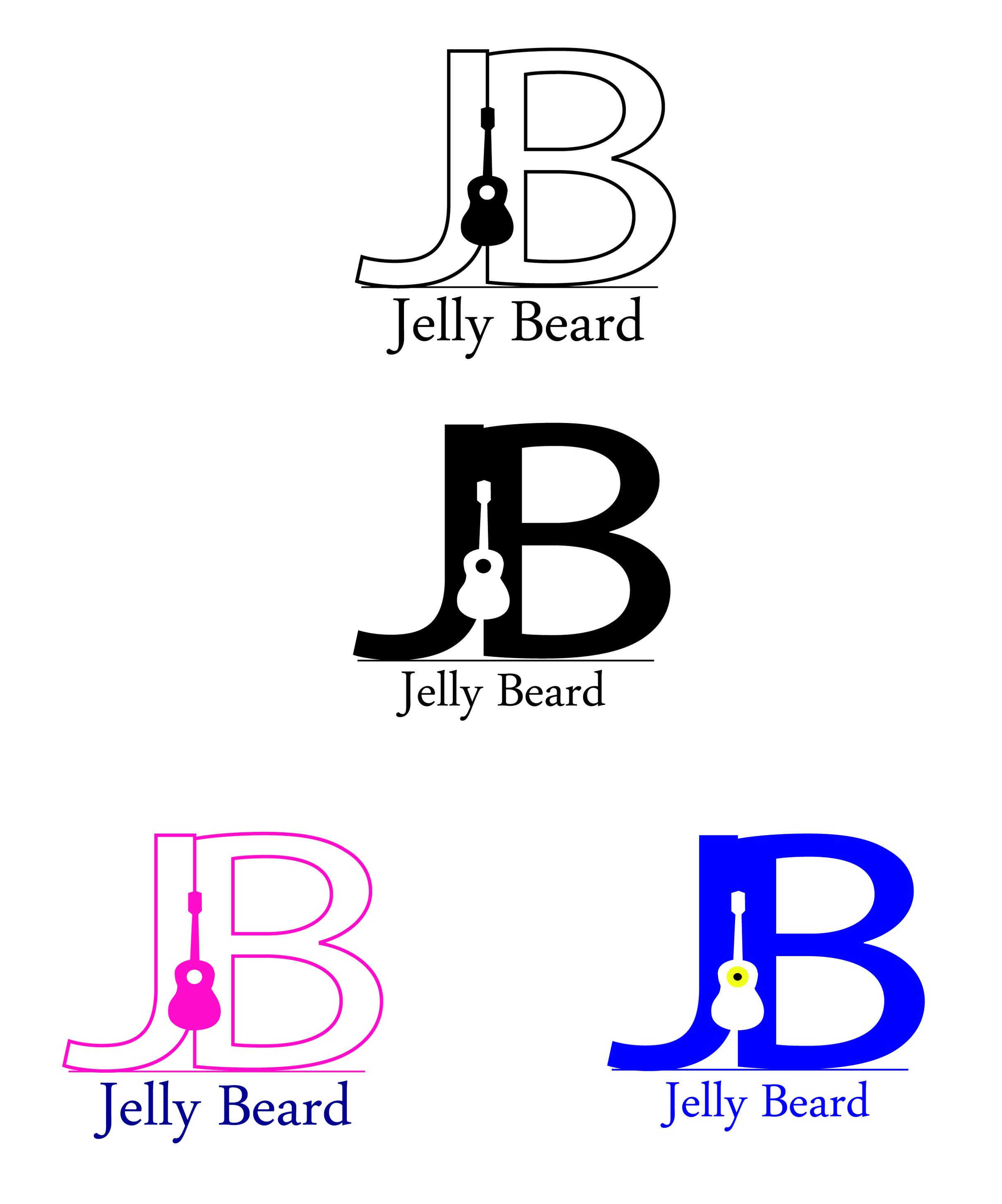 Logo Design by V Anil Yadavv - Entry No. 57 in the Logo Design Contest jellybeard Logo Design.