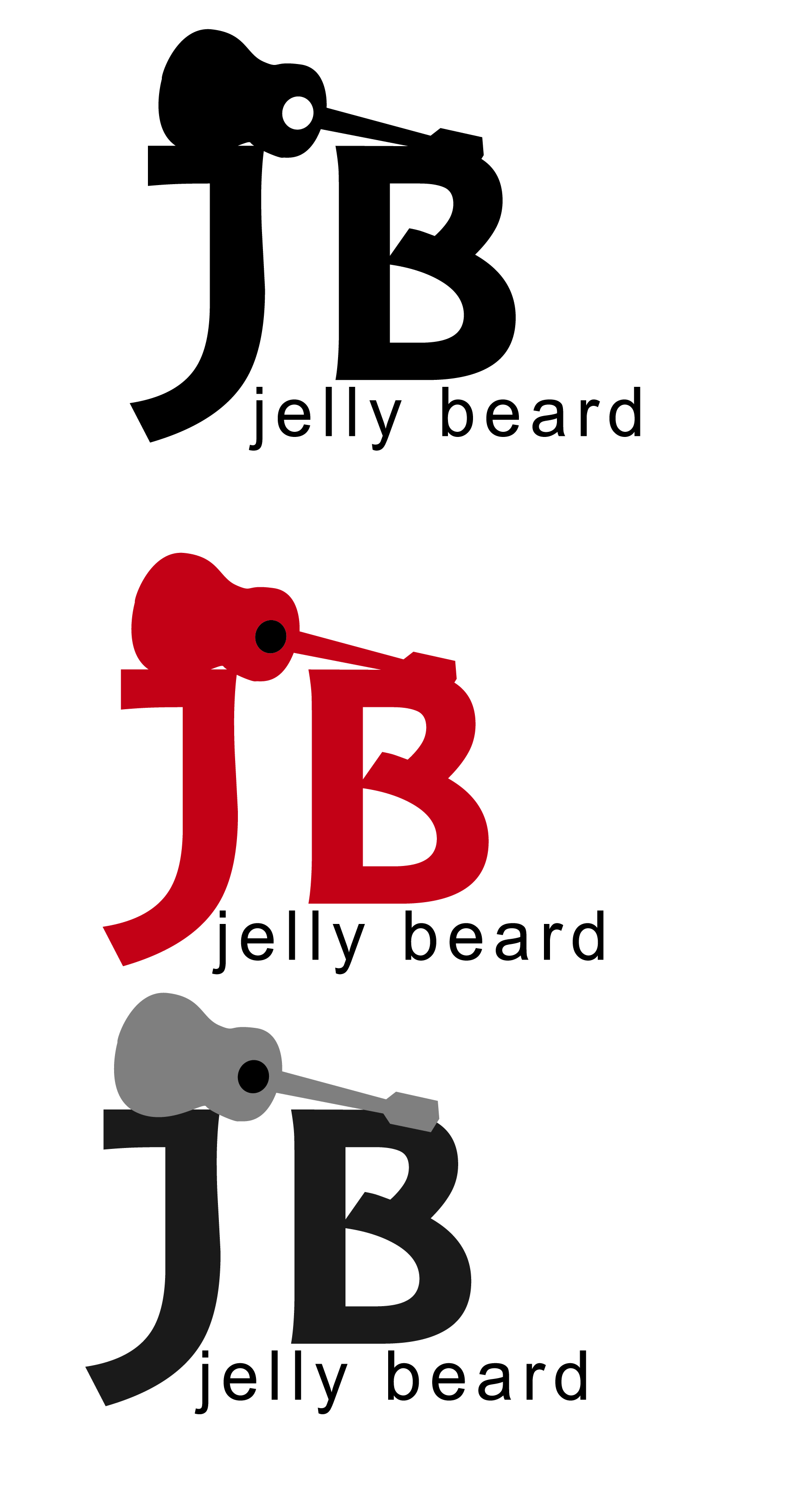 Logo Design by V Anil Yadavv - Entry No. 59 in the Logo Design Contest jellybeard Logo Design.
