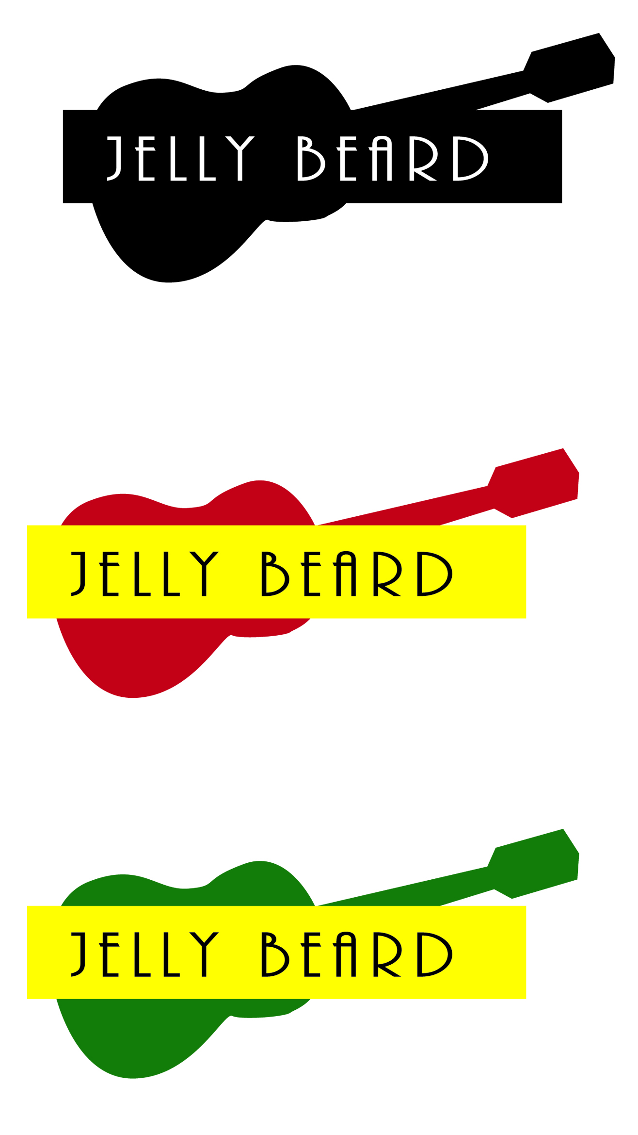 Logo Design by V Anil Yadavv - Entry No. 60 in the Logo Design Contest jellybeard Logo Design.