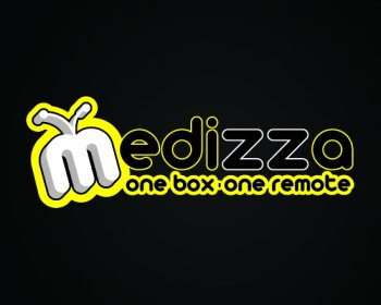 Logo Design by YOiBE1 - Entry No. 96 in the Logo Design Contest Medizza.