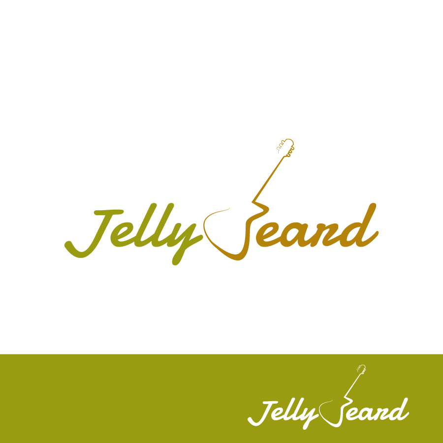 Logo Design by Edward Goodwin - Entry No. 62 in the Logo Design Contest jellybeard Logo Design.