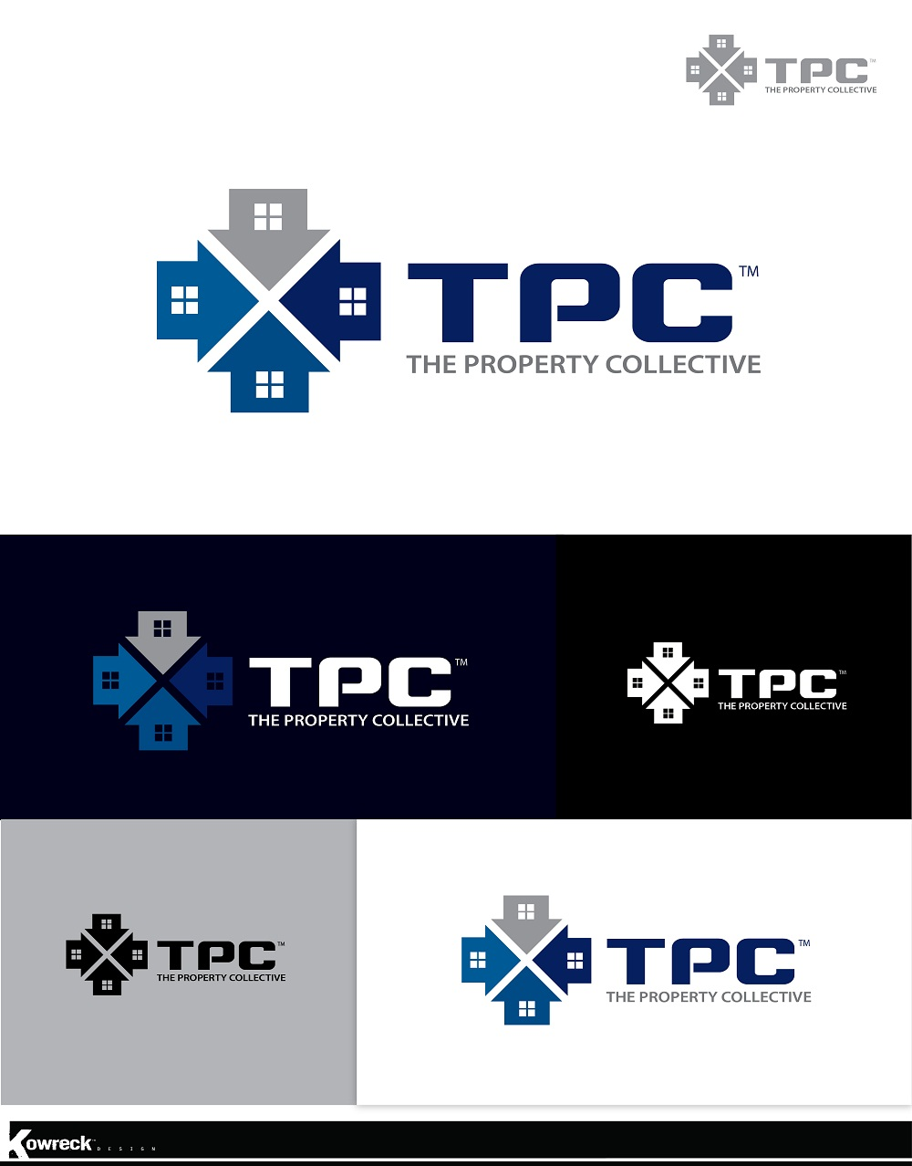 Logo Design by kowreck - Entry No. 37 in the Logo Design Contest Unique Logo Design Wanted for TPC.