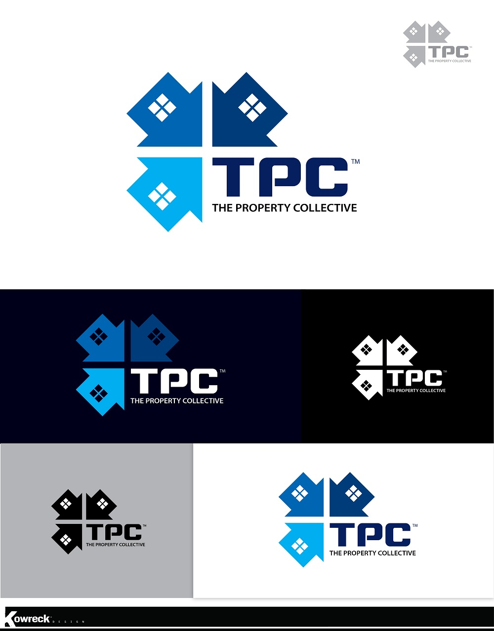 Logo Design by kowreck - Entry No. 38 in the Logo Design Contest Unique Logo Design Wanted for TPC.