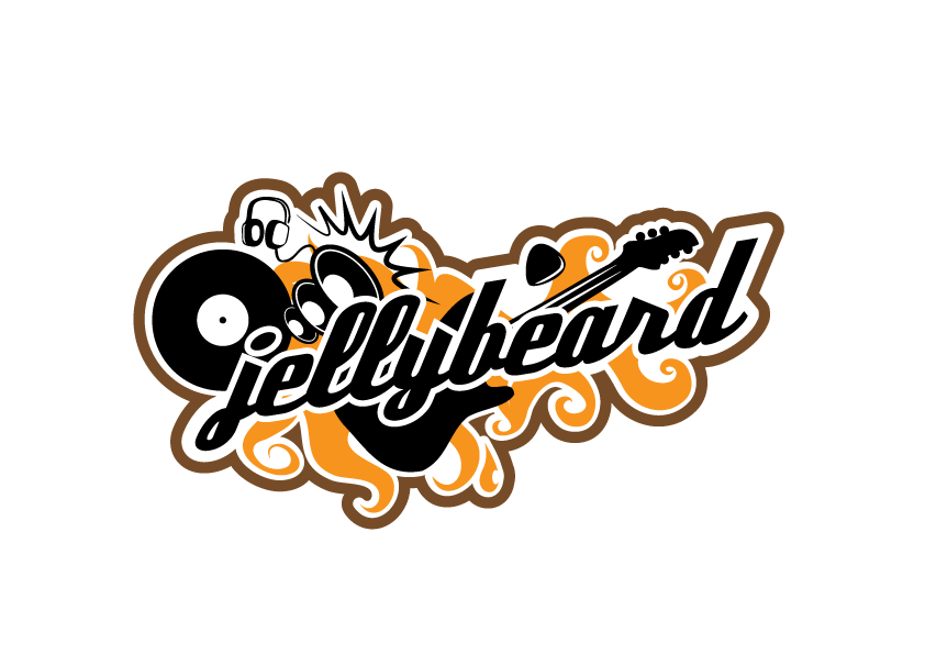 Logo Design by Severiano Fernandes - Entry No. 66 in the Logo Design Contest jellybeard Logo Design.