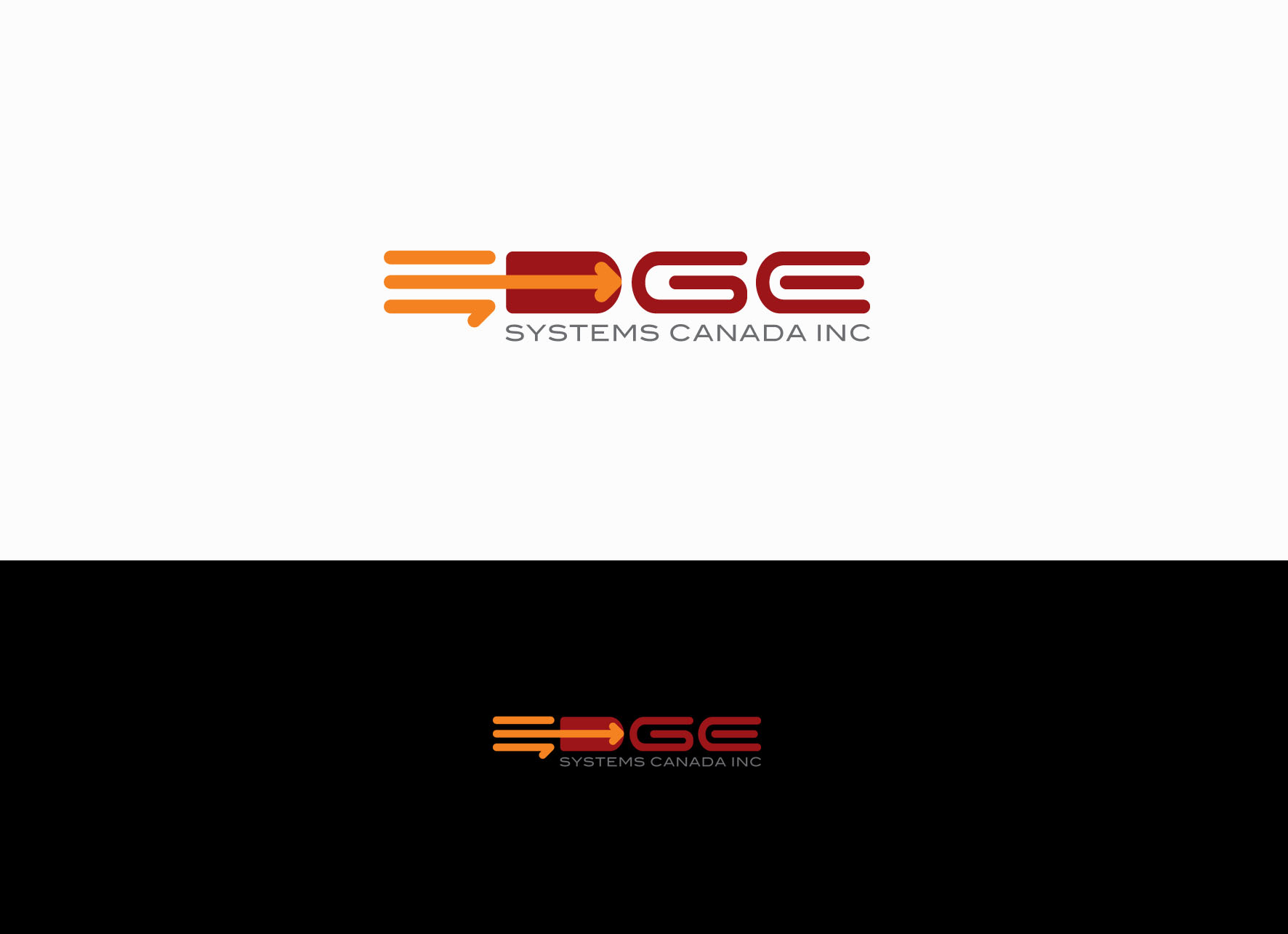 Logo Design by tanganpanas - Entry No. 33 in the Logo Design Contest New Logo Design for Edge Systems Canada Inc.