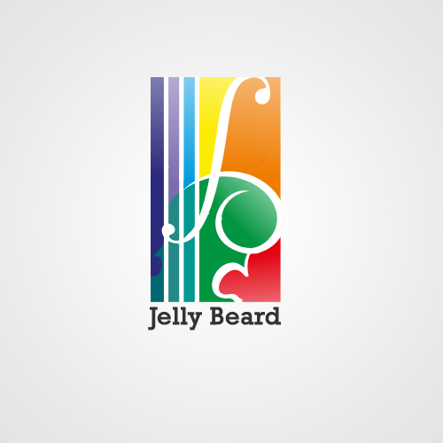 Logo Design by Kathy Harris - Entry No. 67 in the Logo Design Contest jellybeard Logo Design.