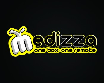 Logo Design by YOiBE1 - Entry No. 97 in the Logo Design Contest Medizza.