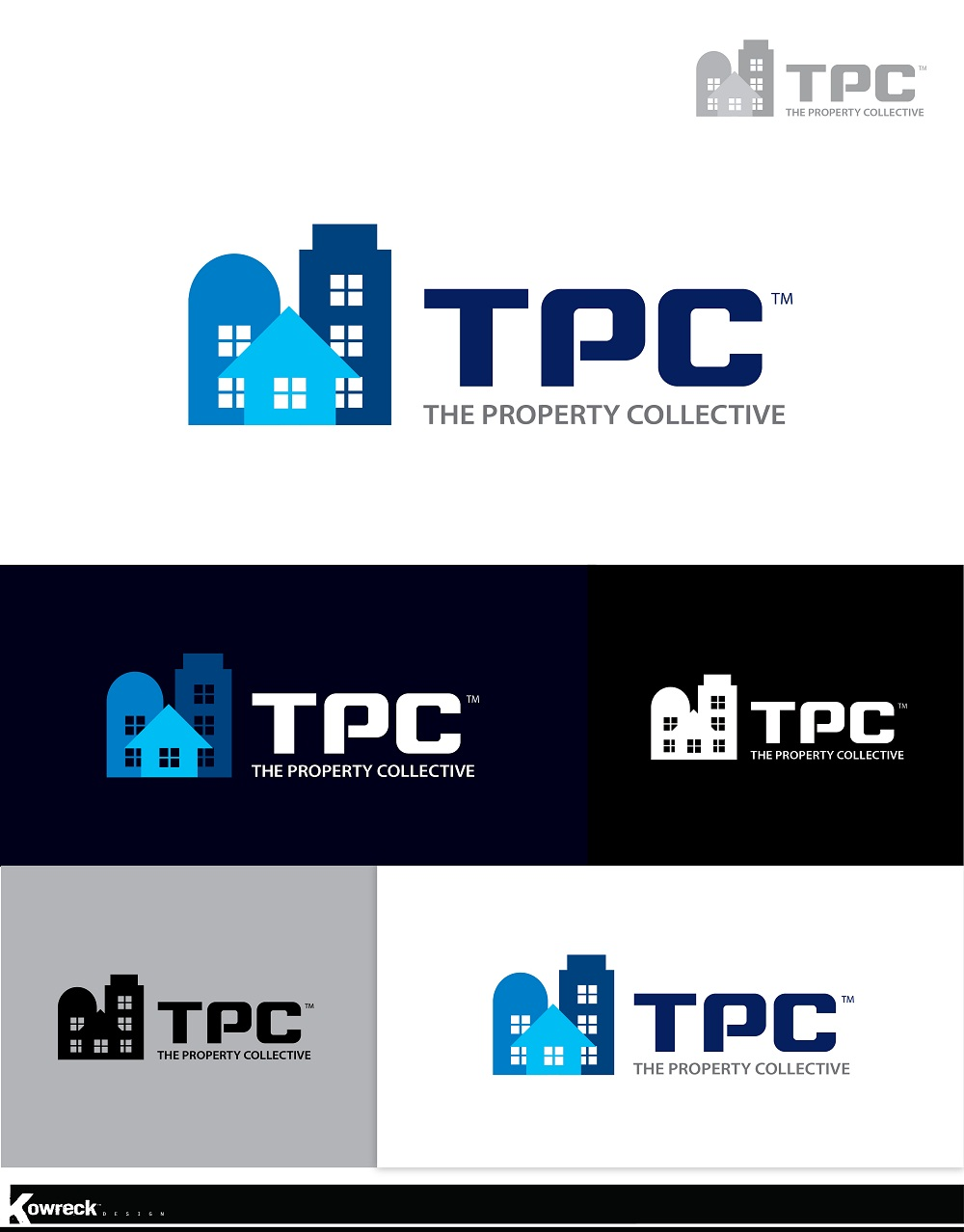 Logo Design by kowreck - Entry No. 61 in the Logo Design Contest Unique Logo Design Wanted for TPC.
