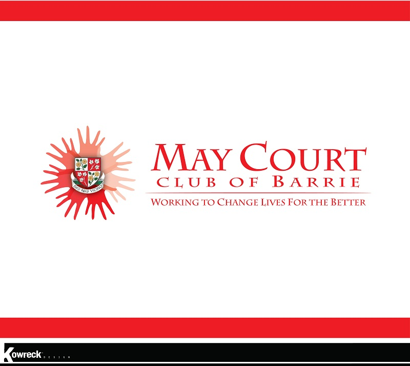 Logo Design by kowreck - Entry No. 149 in the Logo Design Contest New Logo Design for MAY COURT CLUB OF BARRIE.