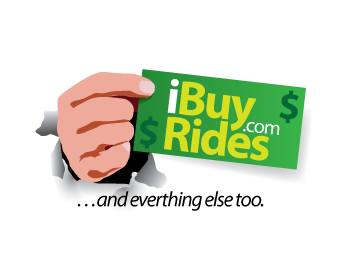Logo Design by Desine_Guy - Entry No. 9 in the Logo Design Contest IBuyRides.com needs a Cool Country Funny Cartoony Logo.