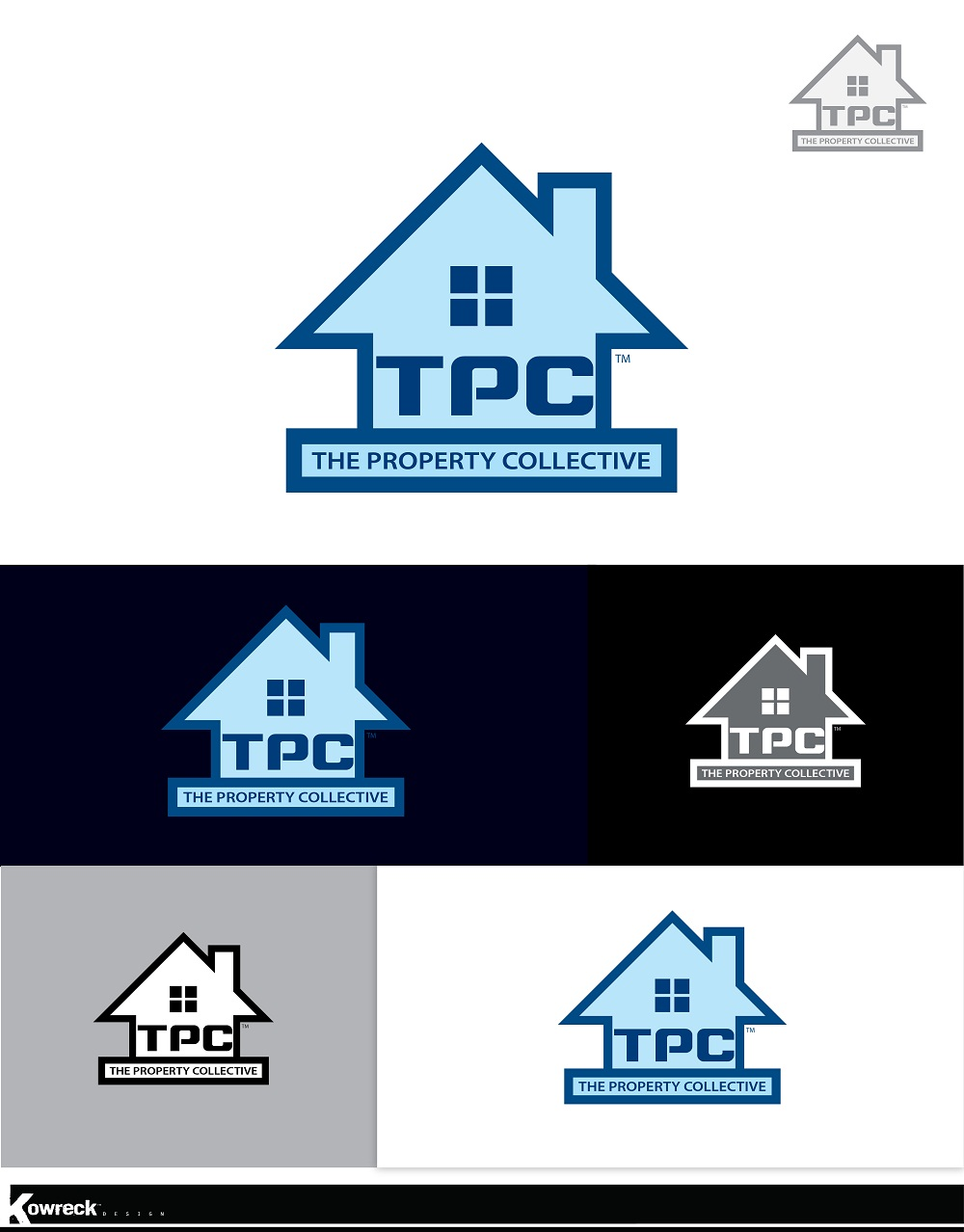 Logo Design by kowreck - Entry No. 62 in the Logo Design Contest Unique Logo Design Wanted for TPC.