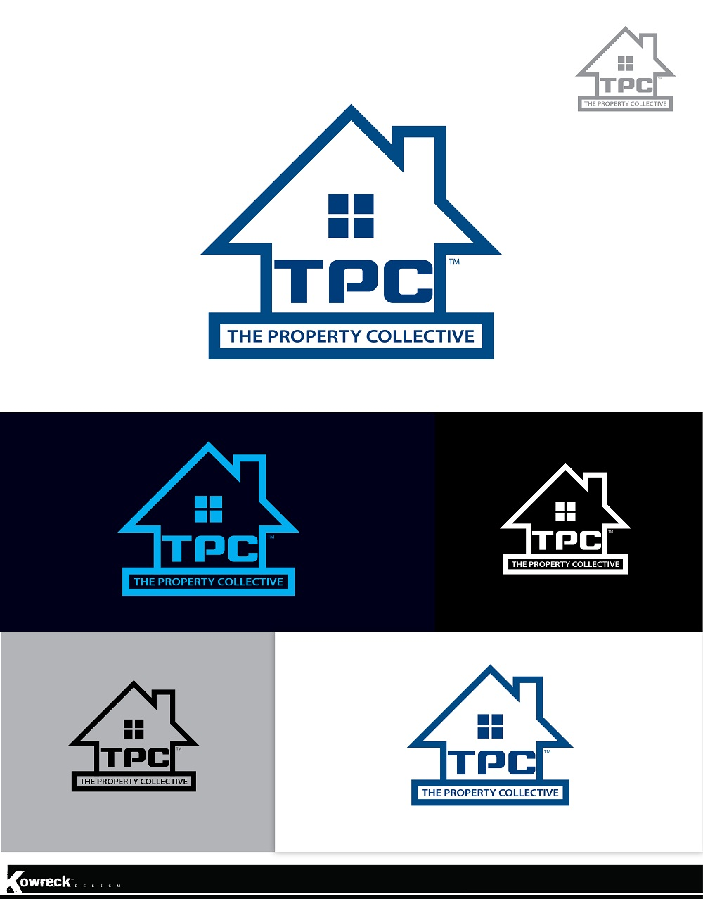 Logo Design by kowreck - Entry No. 63 in the Logo Design Contest Unique Logo Design Wanted for TPC.