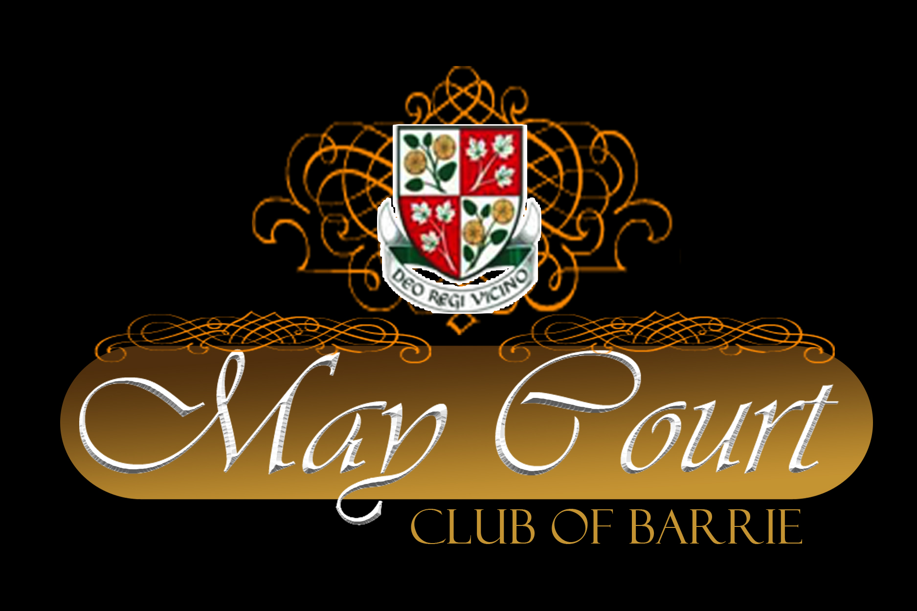 Logo Design by Kitz Clear - Entry No. 153 in the Logo Design Contest New Logo Design for MAY COURT CLUB OF BARRIE.